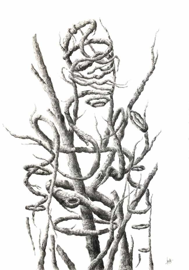 surreal-stick-men-spine