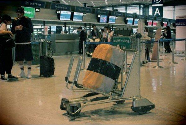 sushi bag airport