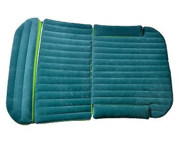 suv air bed green