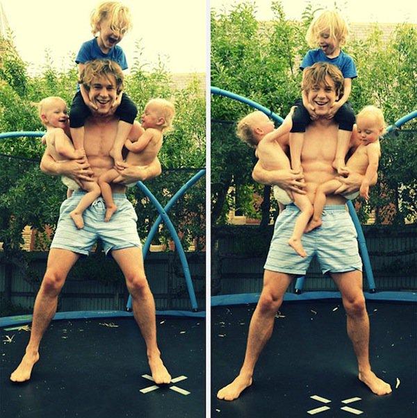 twins-dad