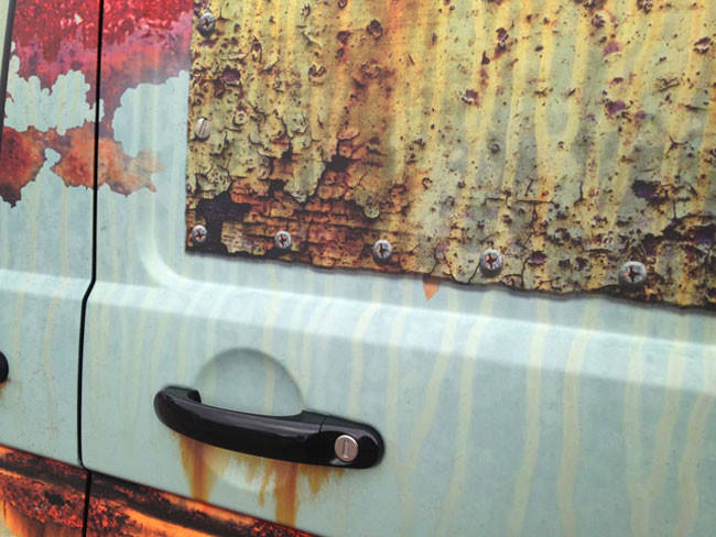 vw-van-rust-camo-close