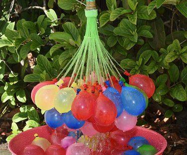 water balloon hose attachment