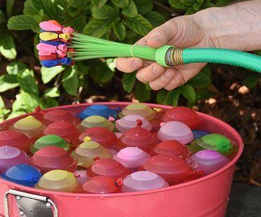water balloon hose attachment filler