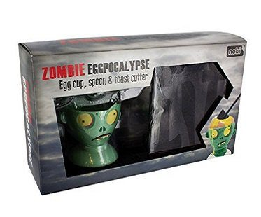 zombie egg cup and toast cutters box