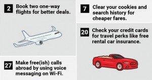 27 Travel Tips