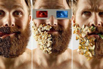 Adriano Alarcon Half Beard Creations