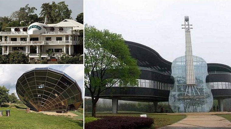 Architecturally Amazing Homes