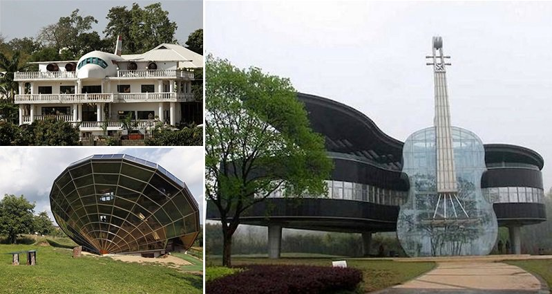 15 Architecturally Awesome And Amazing Buildings Around