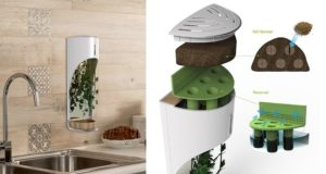 Automatic Herb Planter