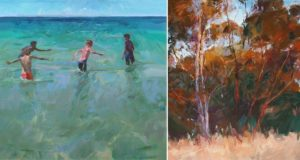 Bob Booth Oil Paintings