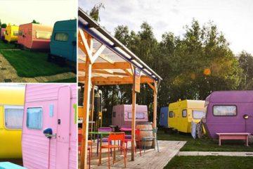 Caravan Hostel Netherlands