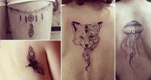 Cheyenne Animal Spirit-Inspired Tattoos