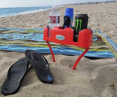Couch Drinks Organizer beach