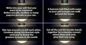 Crazy Ideas That Could Work