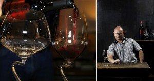 Edi The Nose Wine Glass