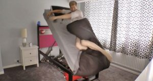 Ejector Bed For People Who Cant Get Up In The Morning