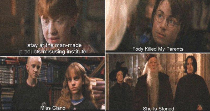Sub Harry Potter