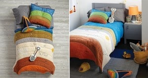 Geology-Inspired Bedding Set