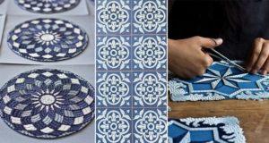 Gunjan Aylawadi Paper Tapestries