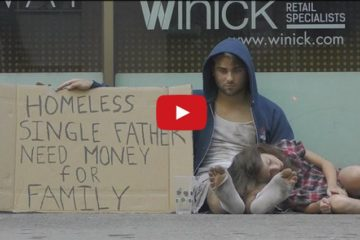 Homeless Drug Addict Vs Homeless Single Father