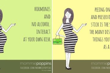 Idioms Every Pregnant Woman Can Relate To
