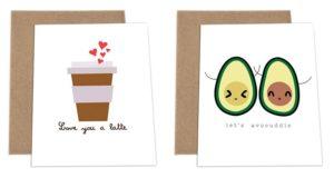Impaper Pun Greeting Cards