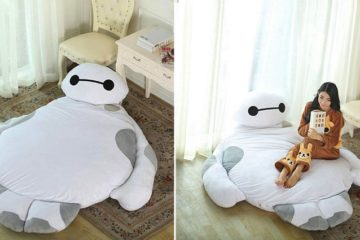 Life Size Baymax Sofa Bed