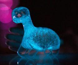 Micro Aquarium Dino Pet