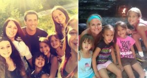 Mom Adopts Her Best Friends Daughters