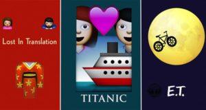 Movie Posters Get Emoji Makeover