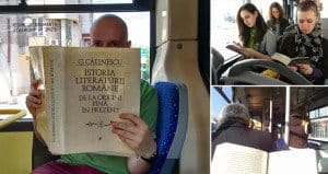 People Who Read On Buses In Romanian City Get To Ride For Free