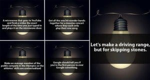 Ridiculous Ideas That Might Work