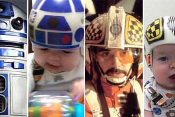Star Wars-Themed Head-Shaping Helmets