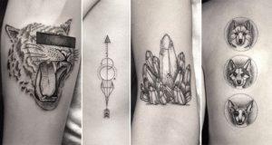 Tattoos Bicem Sinik