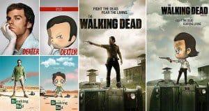 Toshibe Bagde TV Series Posters