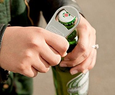 Unzip Bottle Opener beer