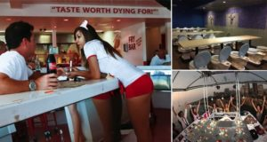 Worlds Most Bizarre Restaurants