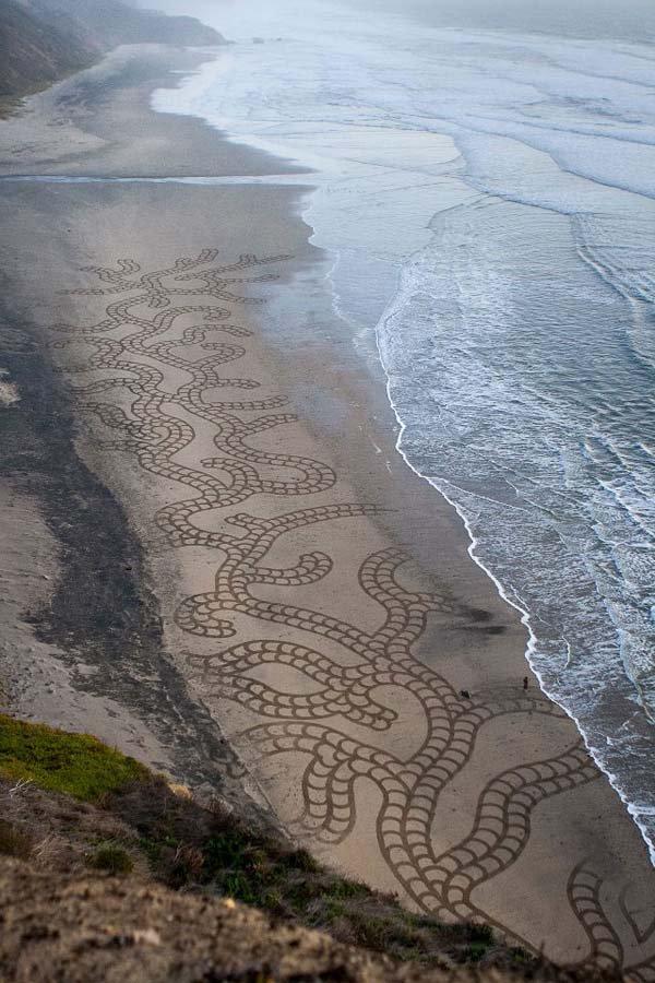 andres-amador-beach-art-path