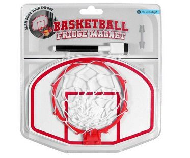 basketball fridge magnet pack