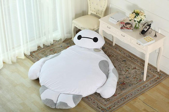 Admirable Imagine Sleeping Every Night On A Cuddly Life Size Baymax Beatyapartments Chair Design Images Beatyapartmentscom