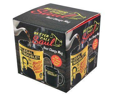 better call saul heat changing mug box