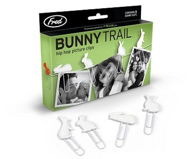 bunny clip picture hangers box