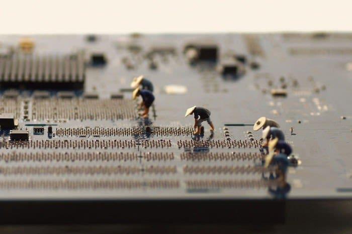 circuit board mini farmers