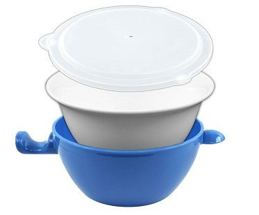 cool touch microwave bowl heatproof