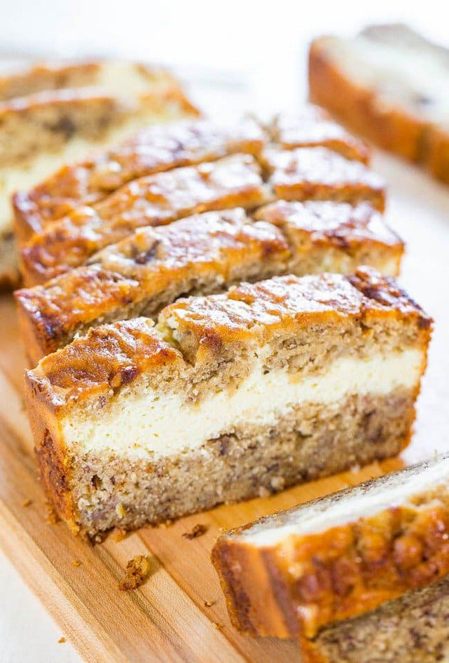 Best Banana Bread Recipe Streusel Topping