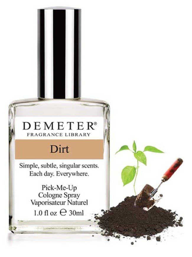 dirt fragrance