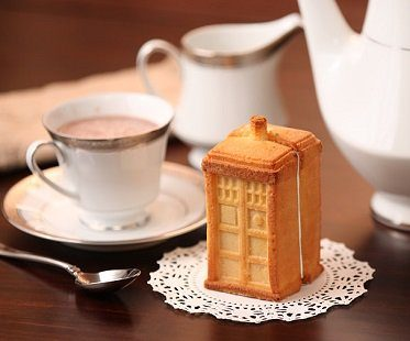 doctor who tardis cake mold