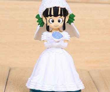 dragon ball z wedding figurines chichi
