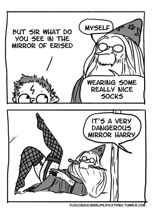 These Hilarious 'Harry Potter' Comic Strips Reveal The ...