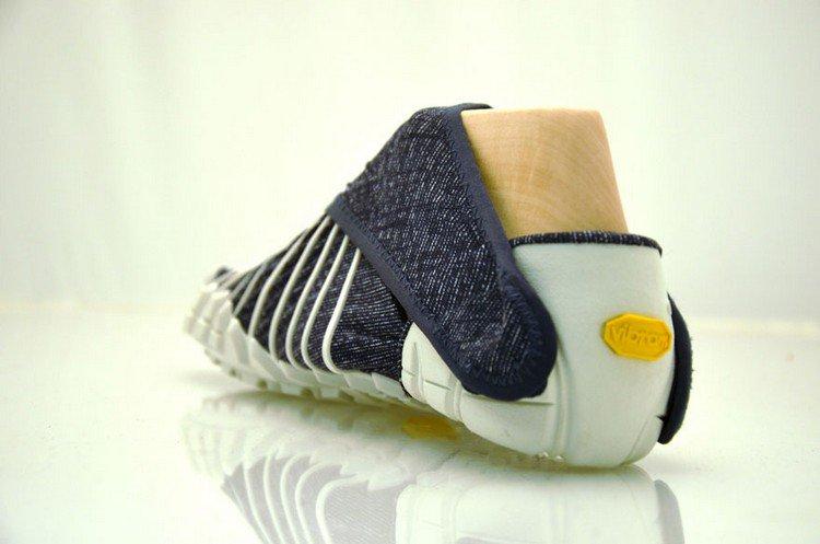 furoshiki shoe back